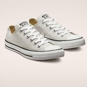 Chuck Taylor Converse All Star Grey Low Top 7 8